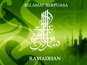 Ucapan Selamat Bulan Suci Ramadhan 1435 H 2014