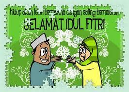 14 Kata Ucapan Selamat Idul Fitri 1435 H Paling Indah Dan Keren 2014