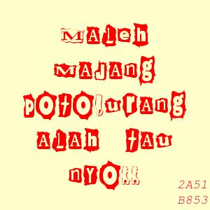 dp bbm bahasa minang 01
